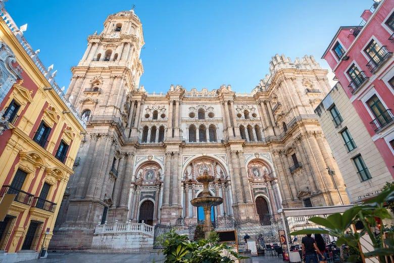 Visite de Malaga en trottinette électrique