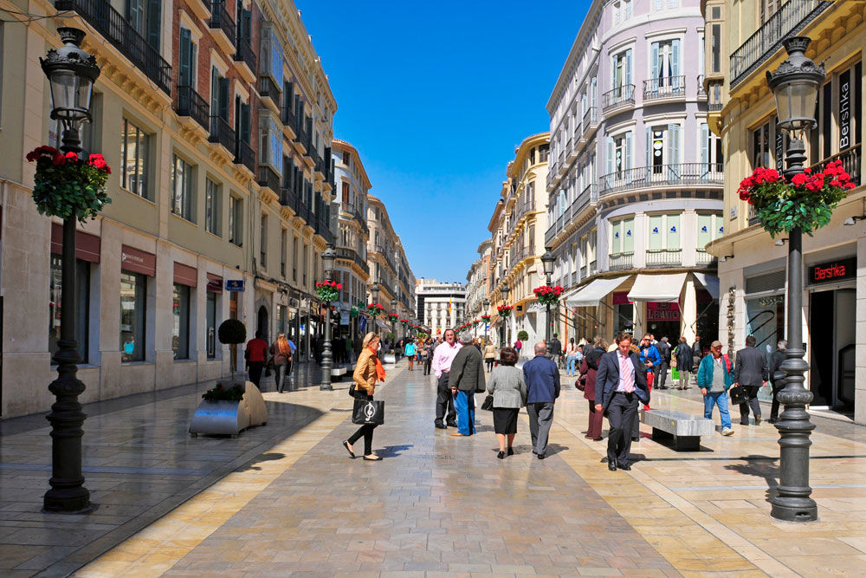 Visite complète dans Malaga, entrées incluses