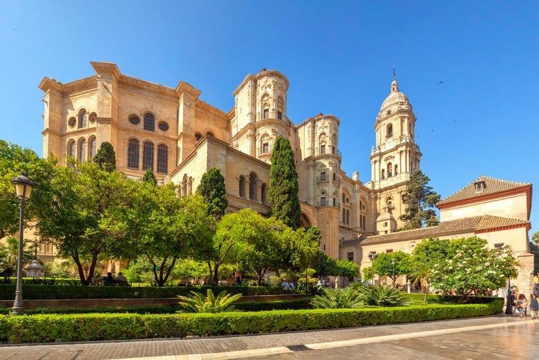 Visite guidée de la cathédrale et de ses environs