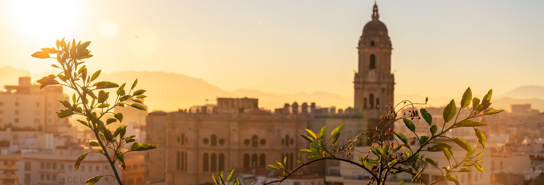 Tour di Malaga in auto elettrica