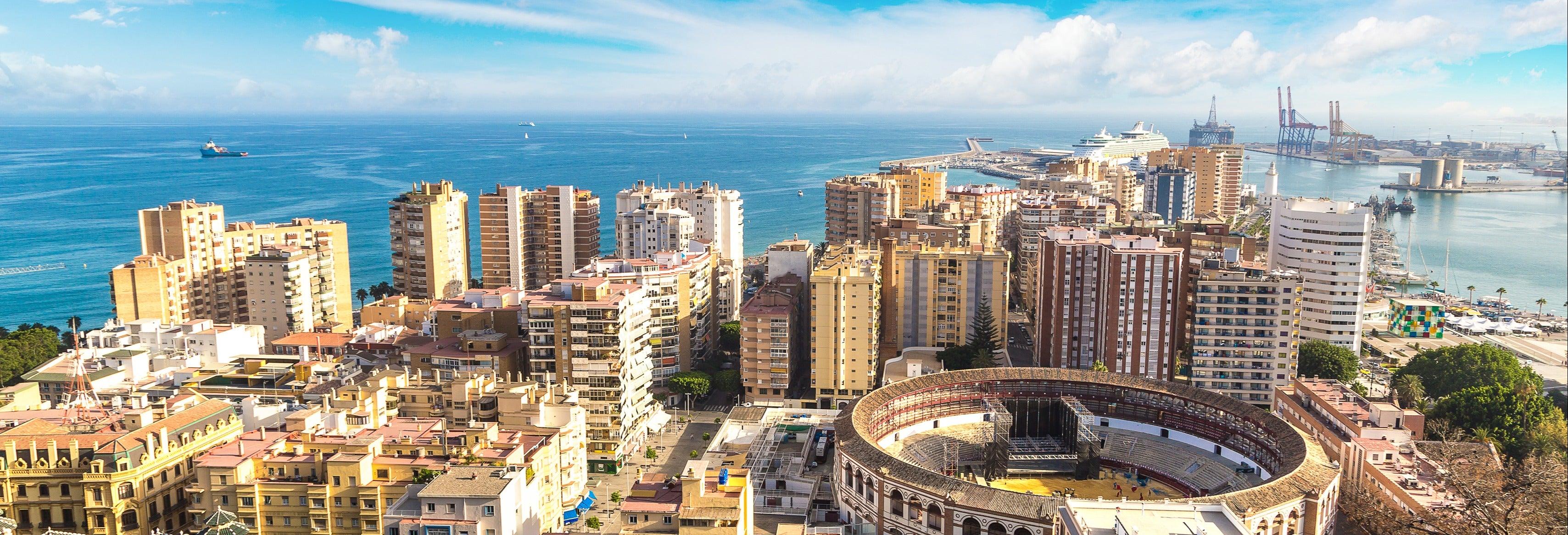 Tour completo por Málaga com ingressos