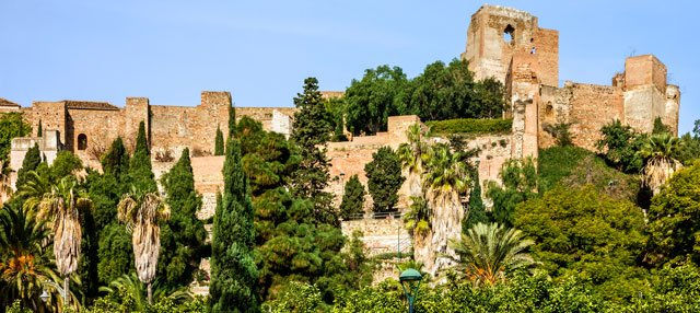Alcazaba and Roman Theatre Guided Tour