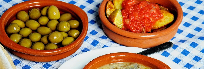 Visita guiada y degustación de tapas en Málaga