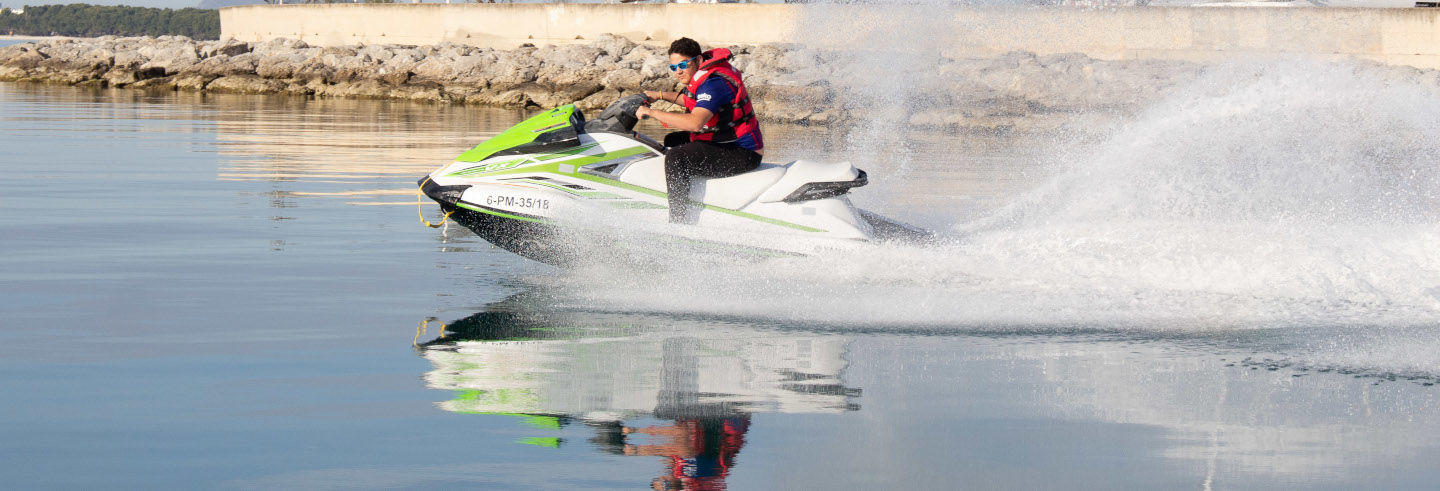 Jet Ski Rental in Alcudia
