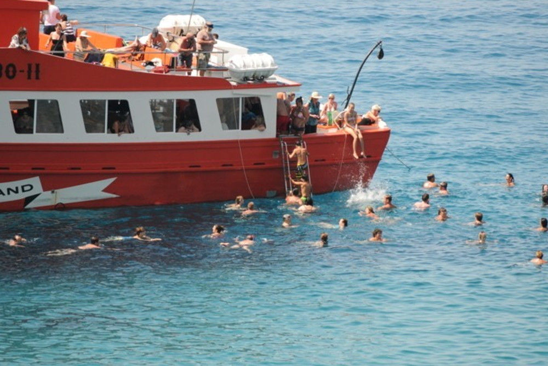 Excursi n en barco a la isla dragonera mallorca - Banos arabes mallorca precio ...