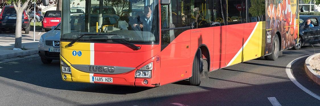 Autobuses en Mallorca