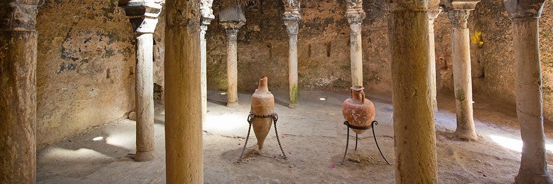 Banhos árabes de Palma de Maiorca