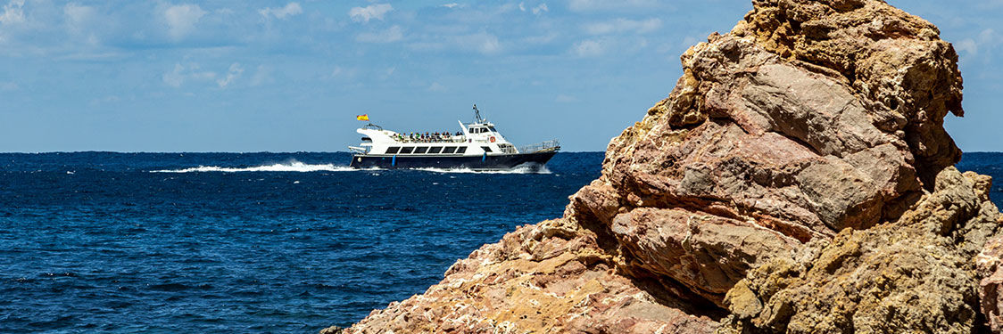 Ferries en Mallorca