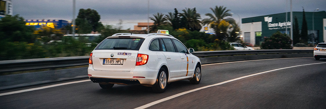 Táxis em Maiorca