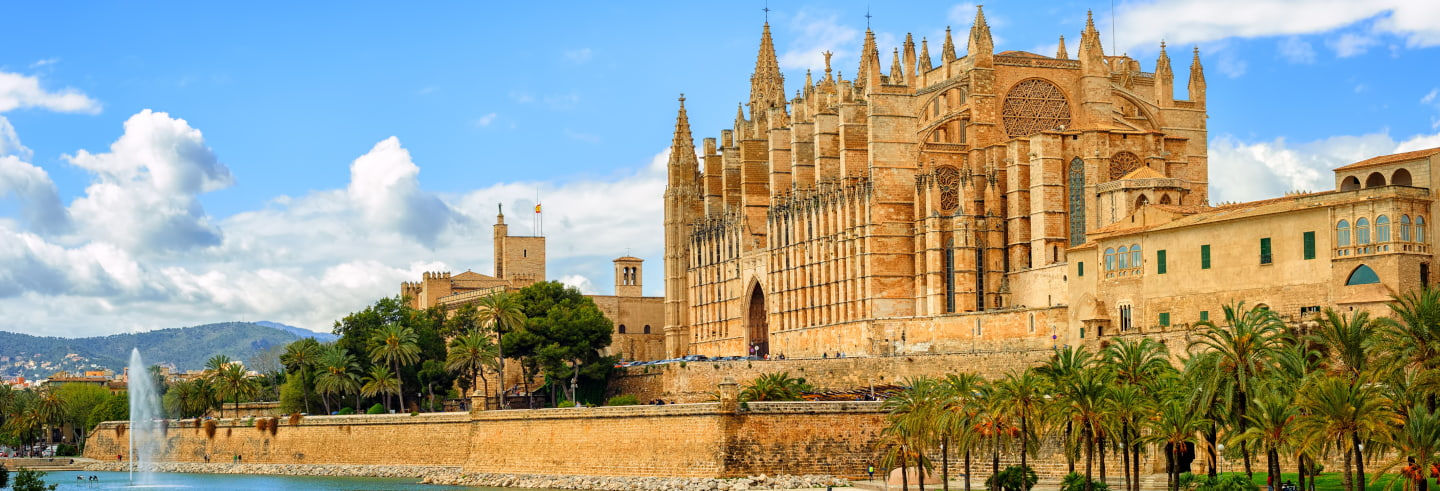 Palma de Mallorca Guided City Tour