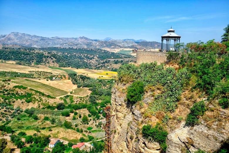 Excursion à Ronda et Setenil de las Bodegas