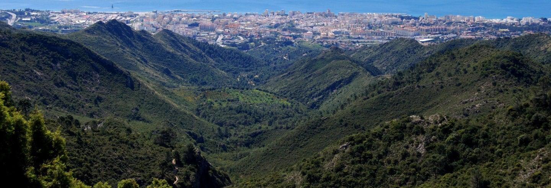 Senderismo por los Montes de Marbella