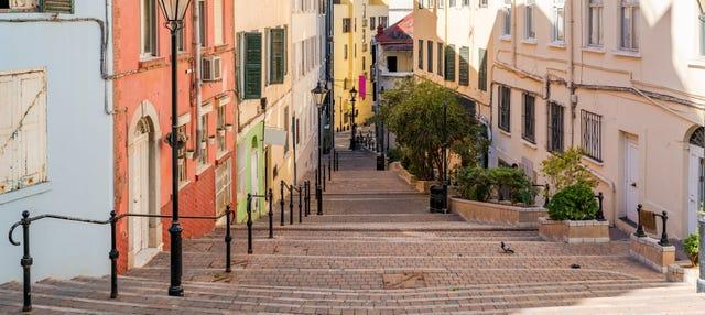 Tour de compras por Gibraltar