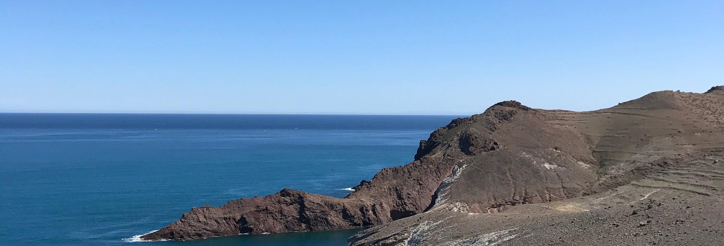 Nador, Cabo de Tres Forcas, Punta Negri y Monte Gurugú por libre