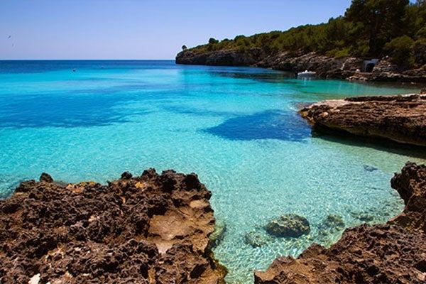 Cala Turqueta - La cala más famosa de Menorca