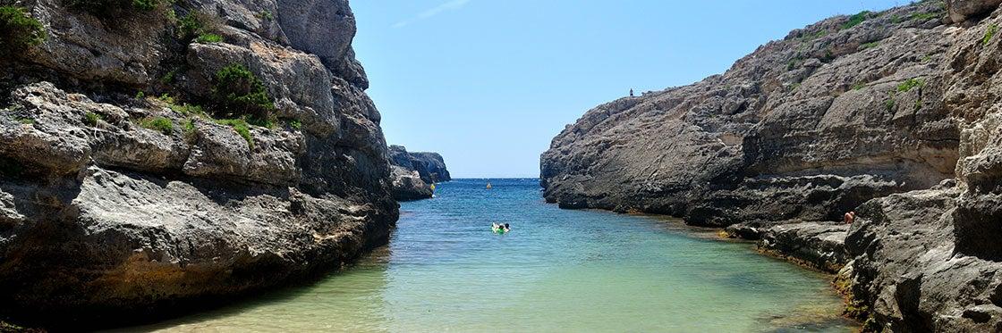 Playa de Cales Piques