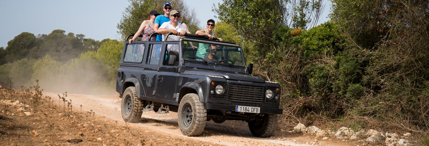 Menorca Jeep Safari