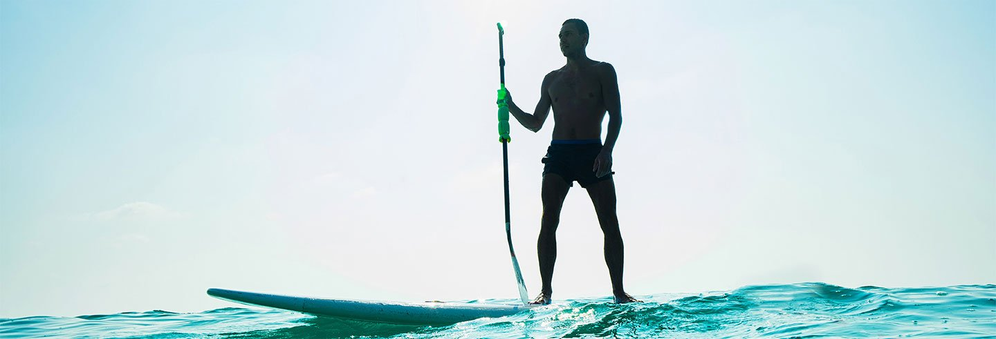 Descobrindo o Stand Up Paddle