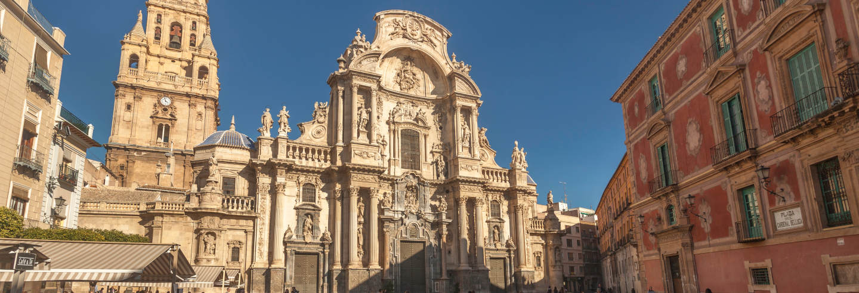Murcia Guided City Tour