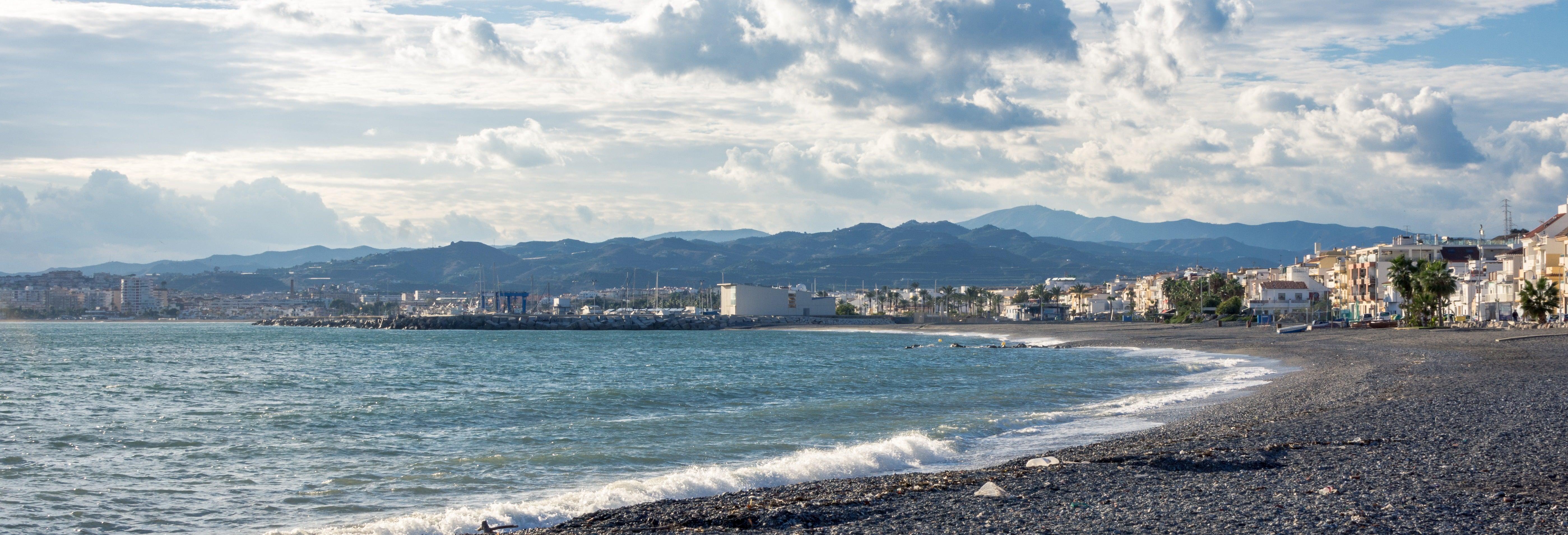 Excursion en bateau à Caleta de Velez