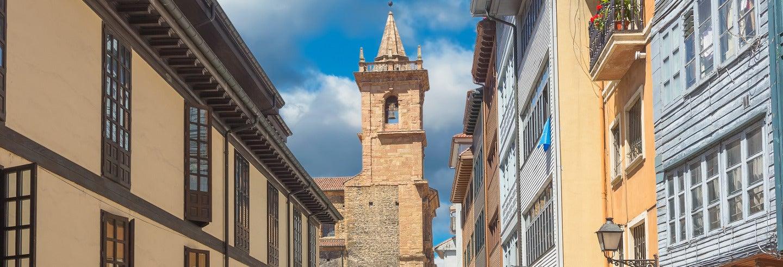 Tour del peregrino por Oviedo