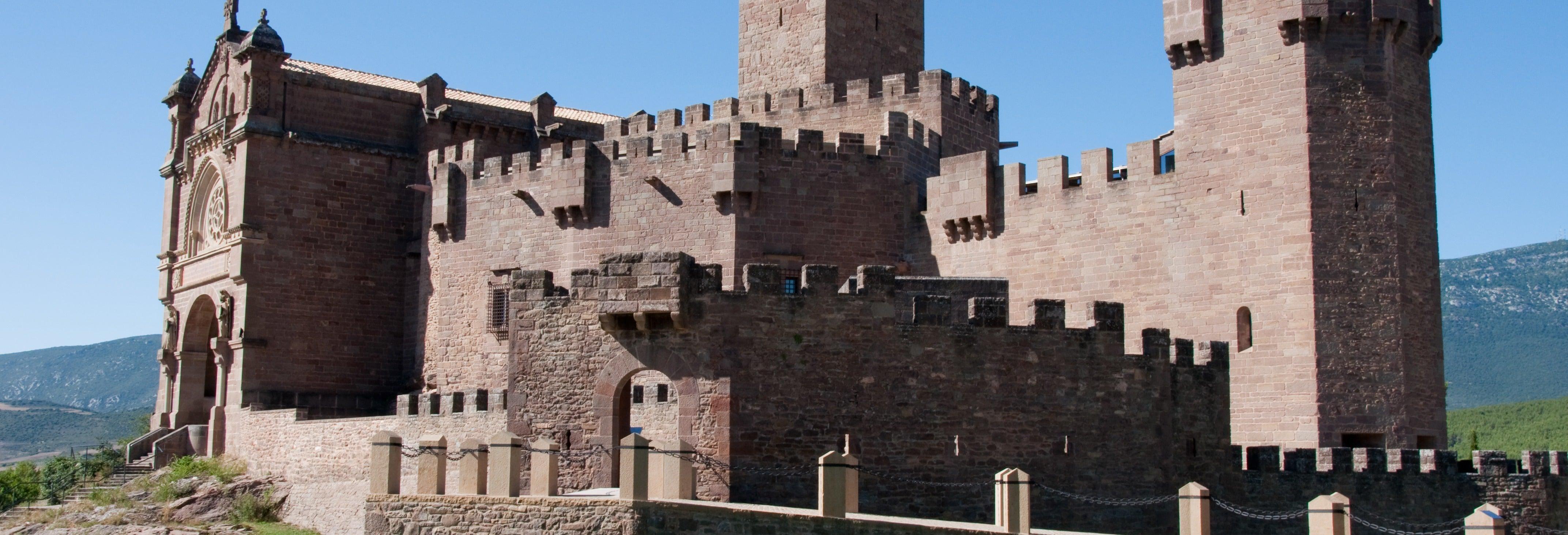 Excursión al Monasterio de Leyre y el Castillo de Javier