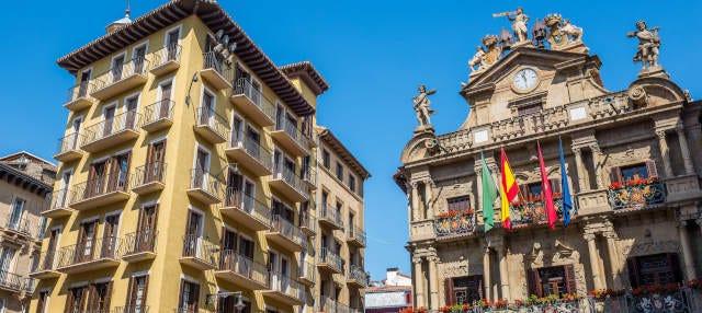 Visita guiada por Pamplona + Catedral