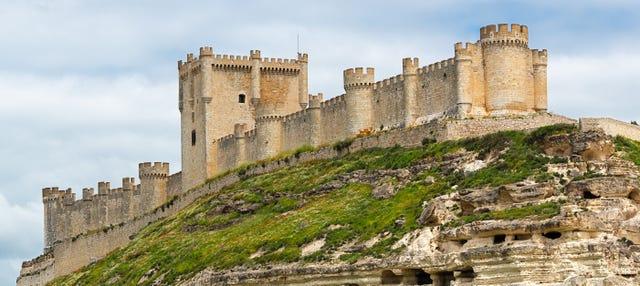Visita guiada por el castillo de Peñafiel + Museo del Vino