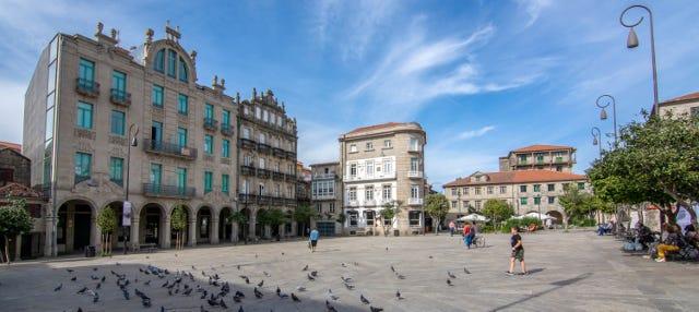 Tour por Pontevedra + Comida gallega