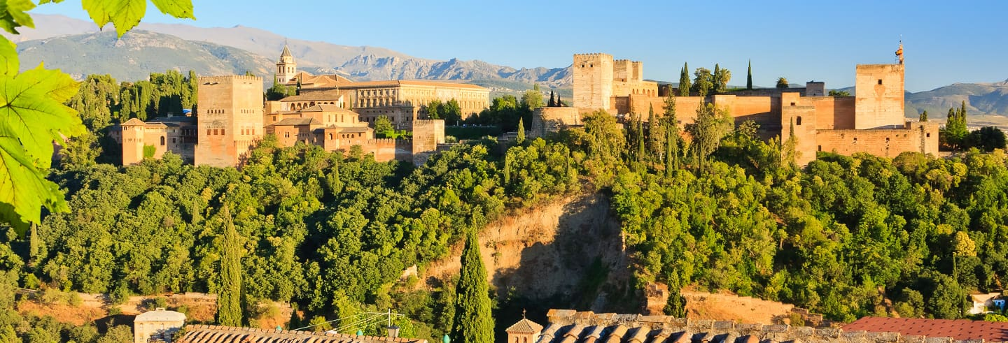 Escursione all'Alhambra di Granada