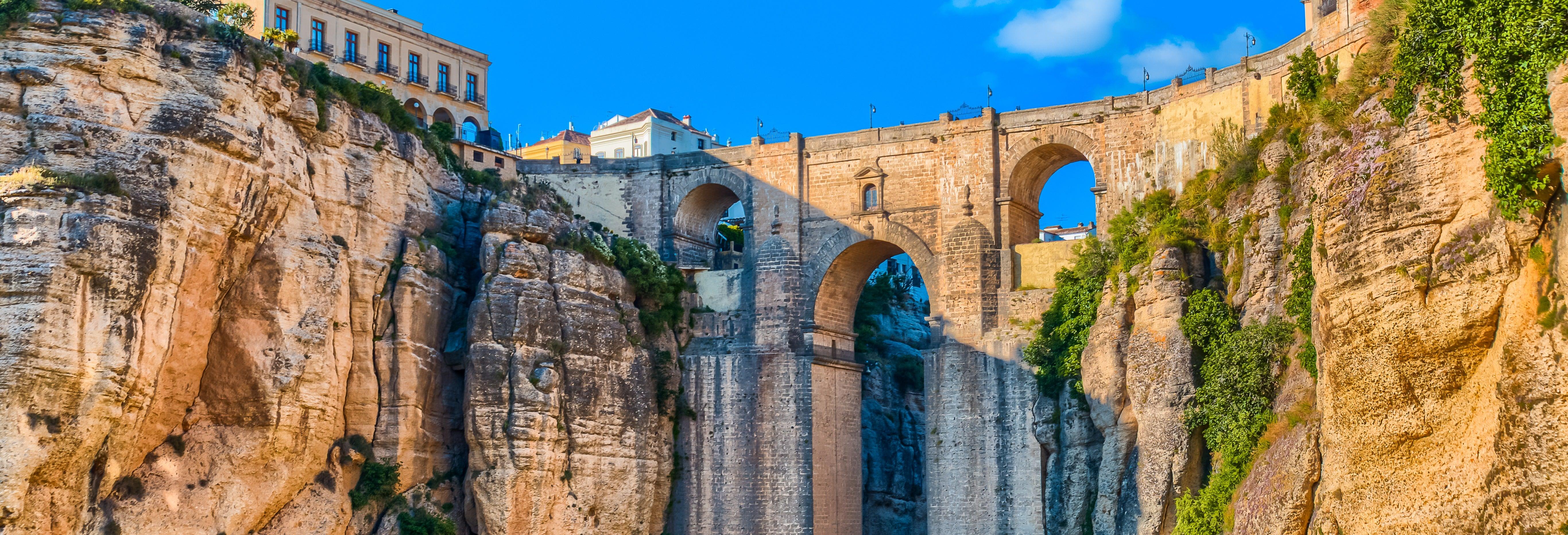 Free tour por las murallas y puertas de Ronda ¡Gratis!