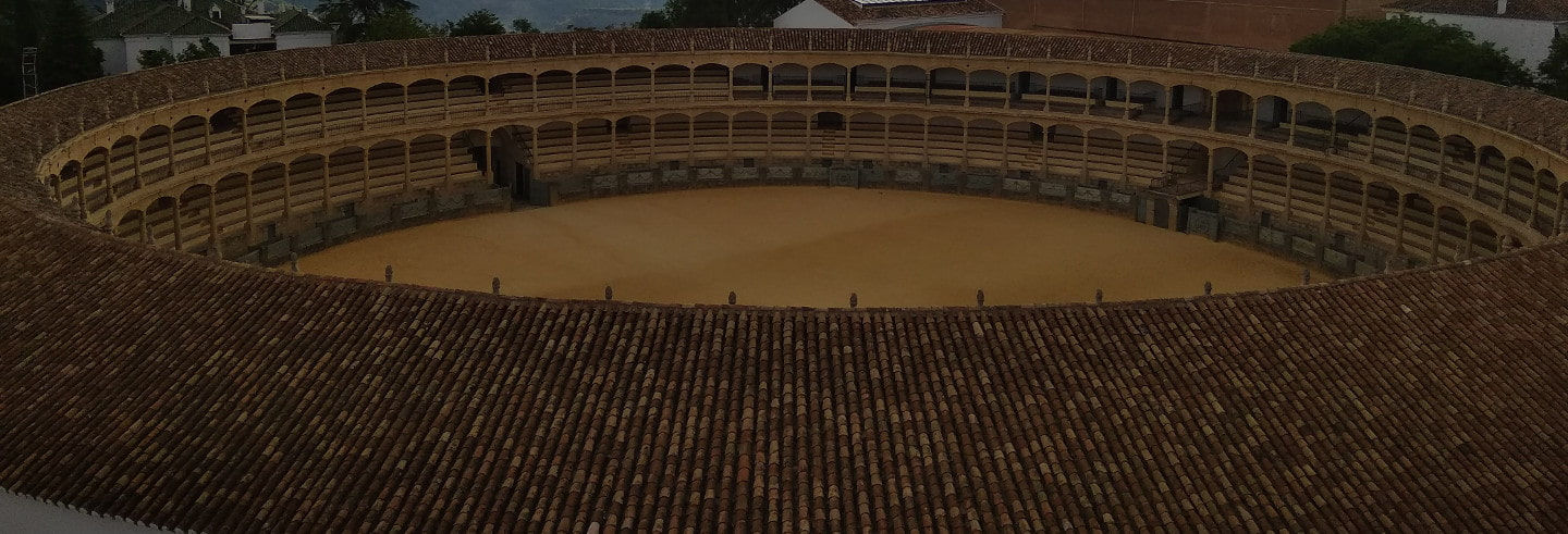 Tour della Plaza de Toros di Ronda