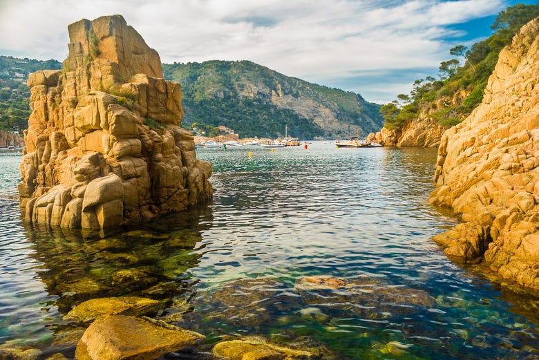 Balade en catamaran autour des îles Medas