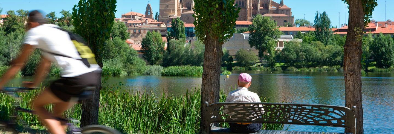 Tour de bicicleta por Salamanca