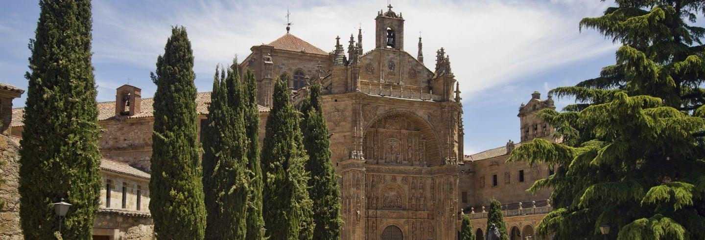 Visita a los conventos de Las Dueñas y San Esteban