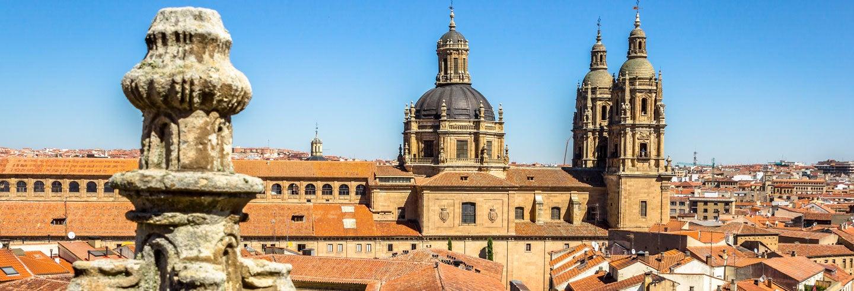 Visita guiada por Salamanca + Tren turístico