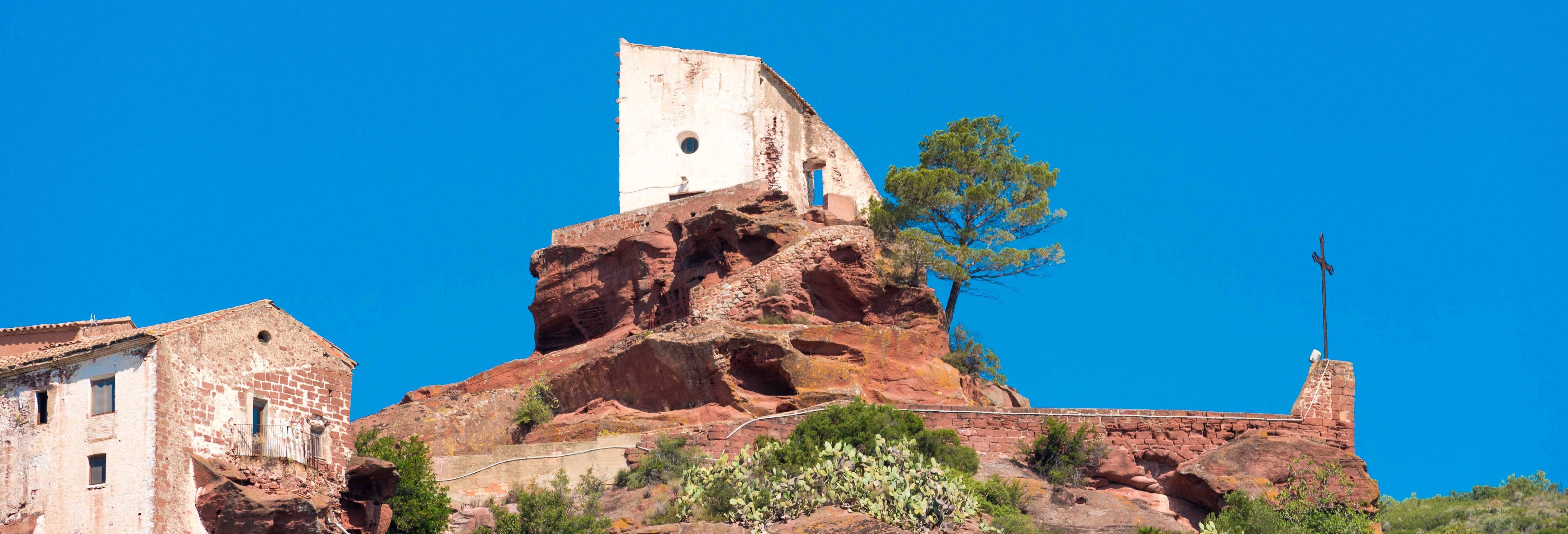 Ermita Mare de Déu de la Roca + Paseo en kayak