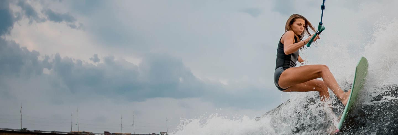 Ski nautique ou wakeboard à Salou