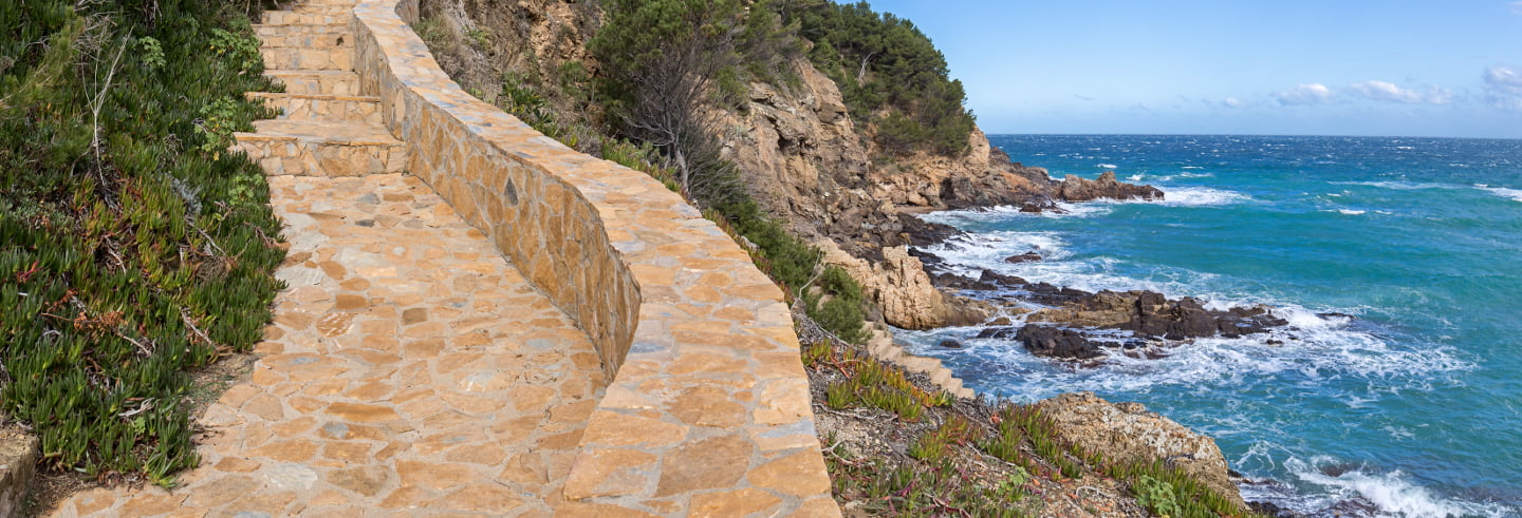 Senderismo y snorkel por la Costa Brava