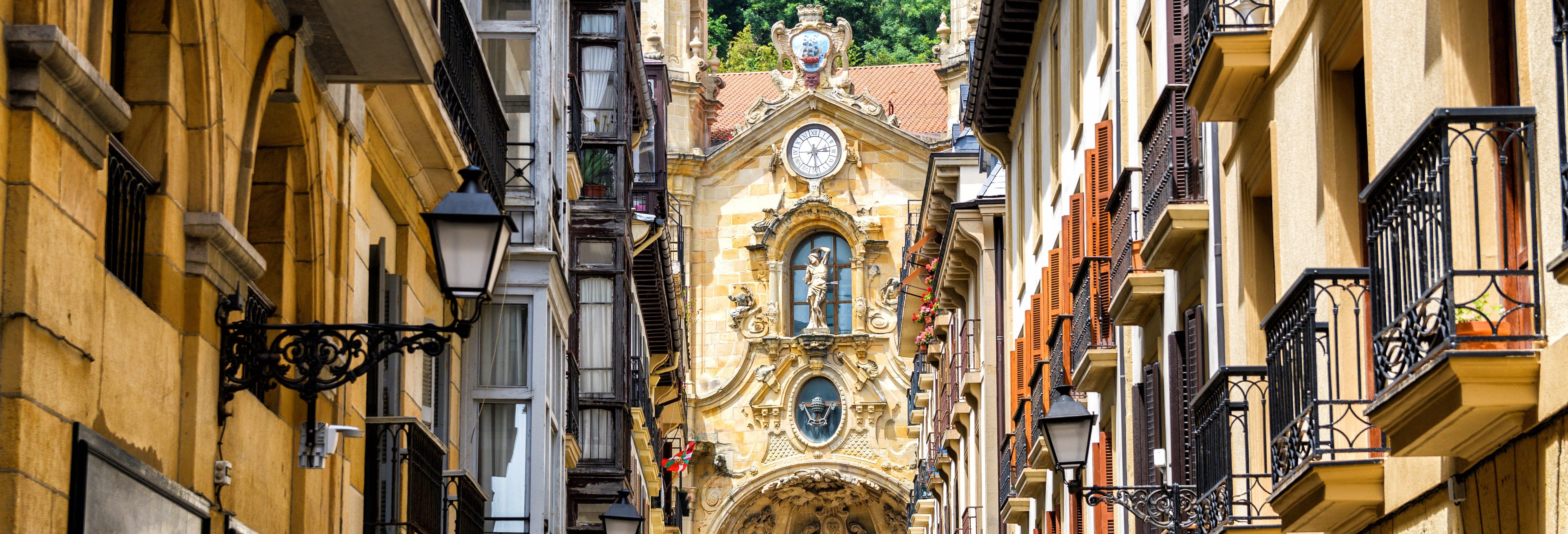 Free Walking Tour of San Sebastian