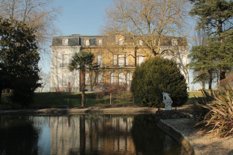 Visite à travers les parcs et les palais de Saint-Sébastien