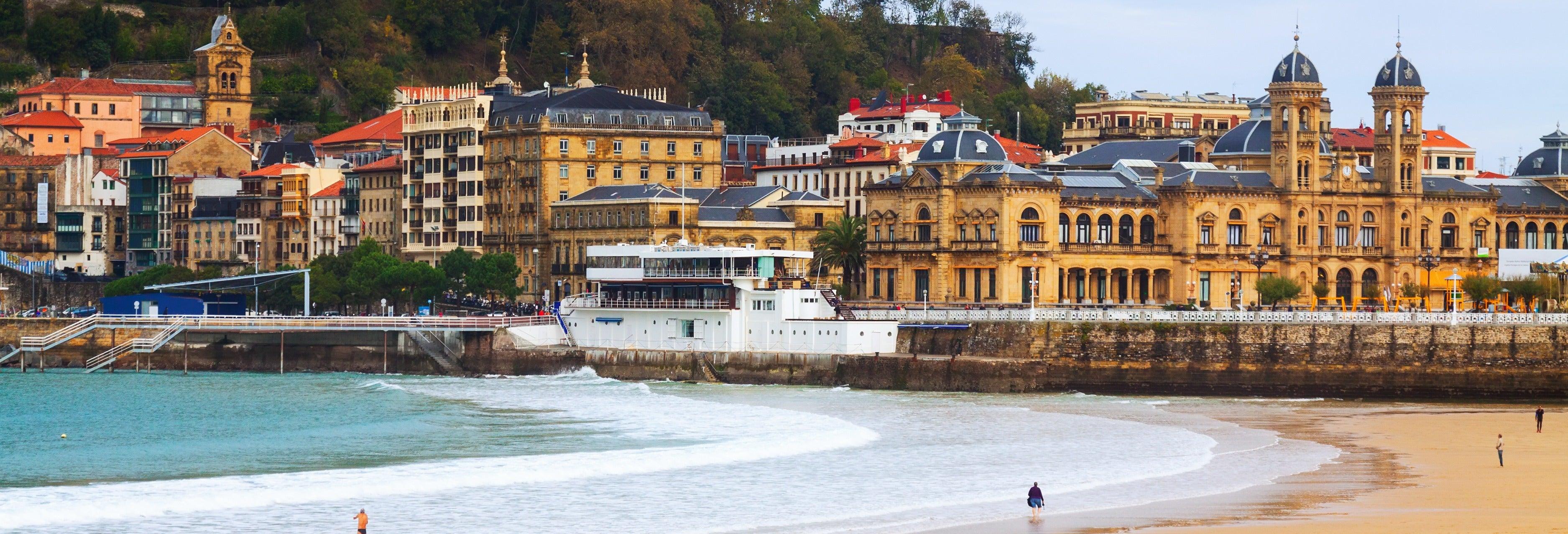 San Sebastián + Biarritz e a costa francesa