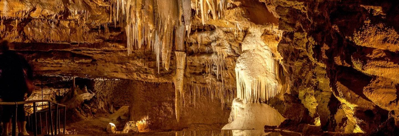 Visita guiada pela Caverna do Soplao