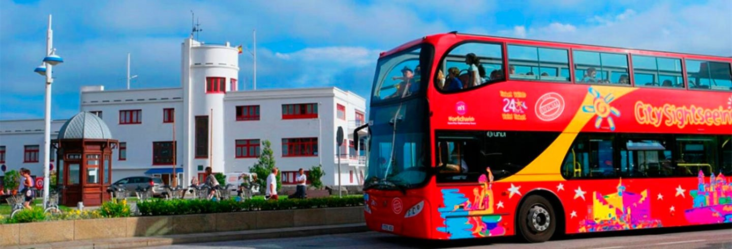 Santander Hop-On Hop-Off Bus Tour