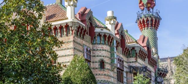 Excursión a Comillas y al Capricho de Gaudí