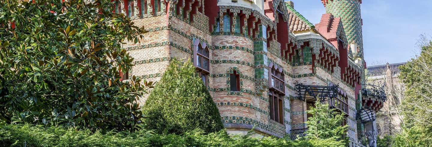 Comillas and Capricho Trip