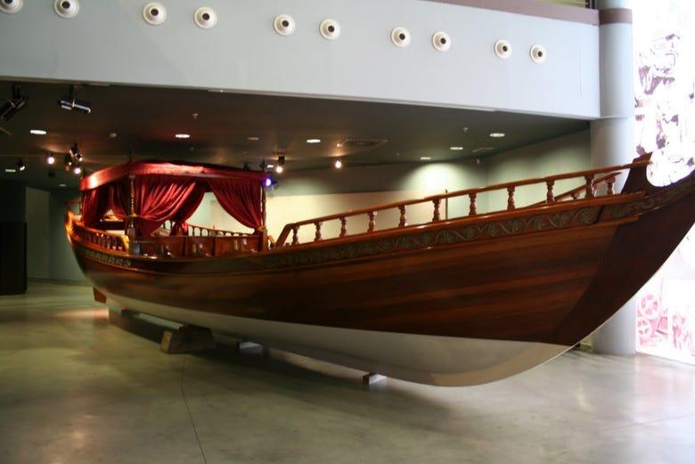Billets pour le Musée Maritime de Cantabrie