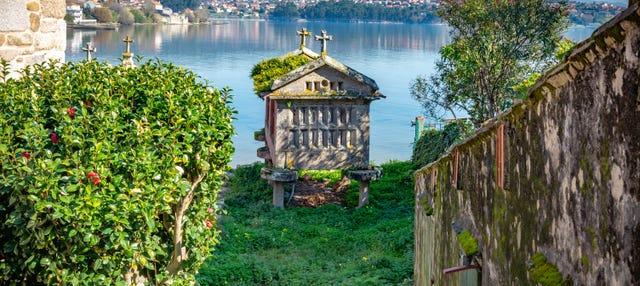 Excursión a las Rías Baixas con paseo en barco