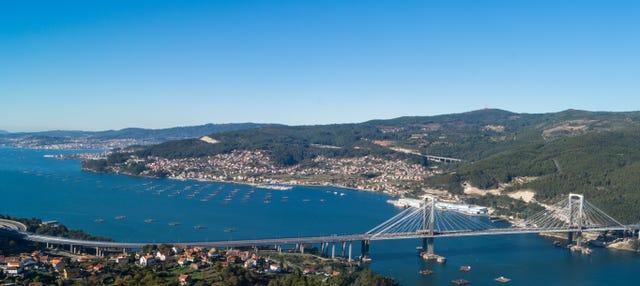 Excursión a Vigo y Baiona