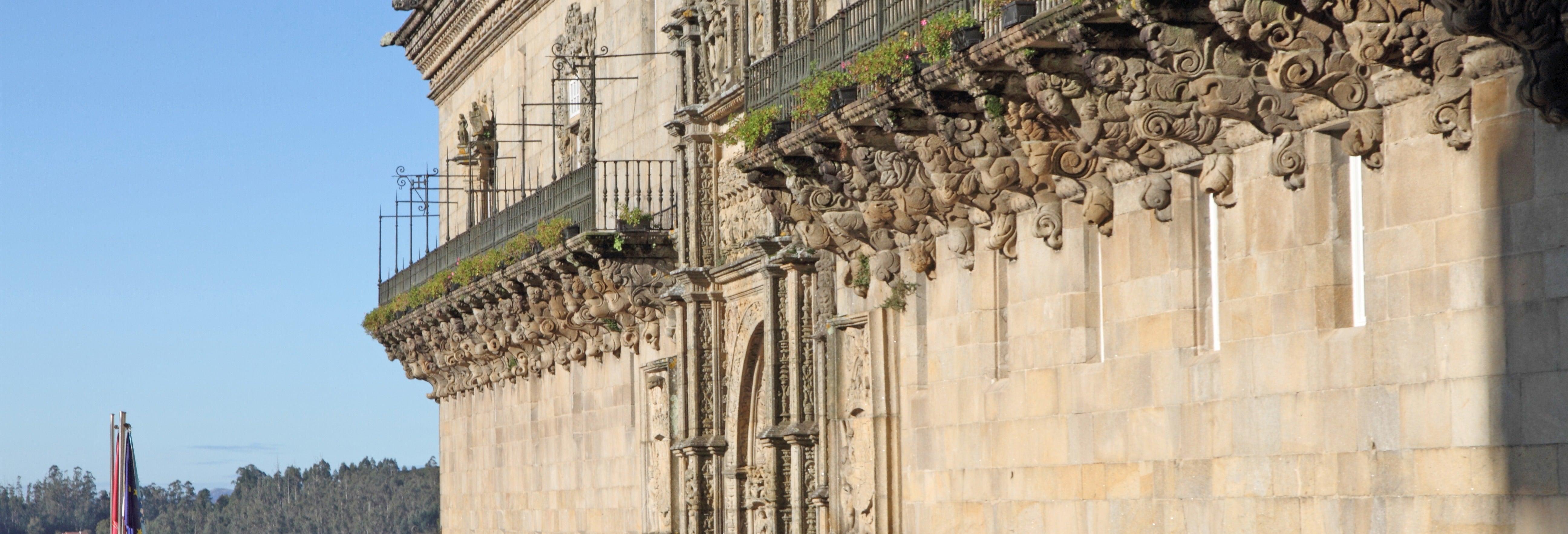 Tour dell'Hostal de los Reyes Católicos